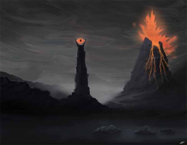 Mordor Artworks
