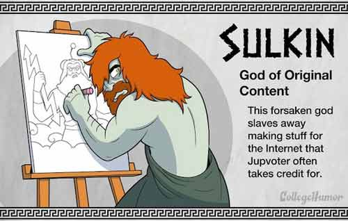 Sulkin - God of Original Content