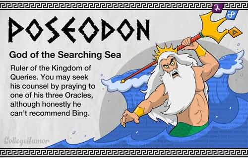 PoSEOdon - God of the Searching Sea
