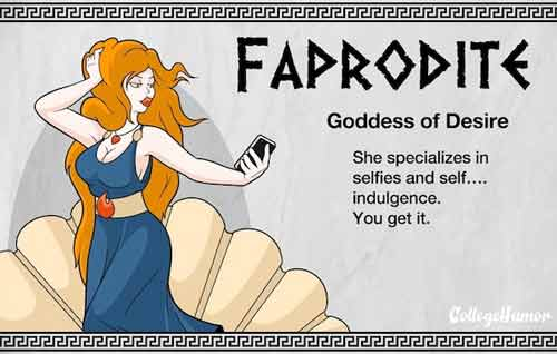 Faprodite - Goddess of Desire