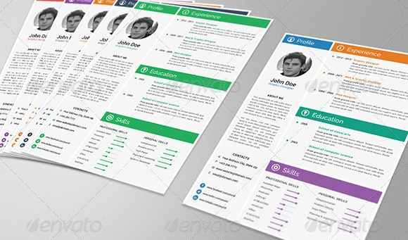 Professional Resume Templates To Grab Attention