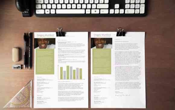 The Executive CV + Cover Letter
