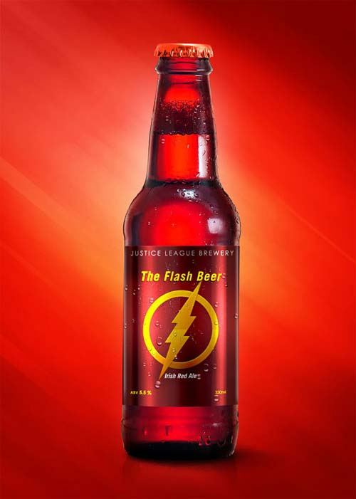 The Flash Beer - Irish Red Ale