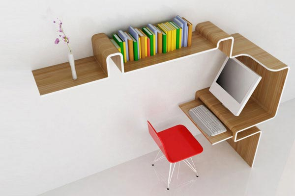 Duplex Workspace Desk