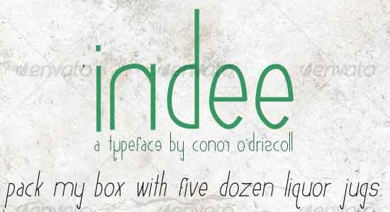 Indee Font