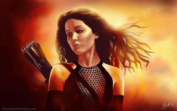 Katniss Artworks