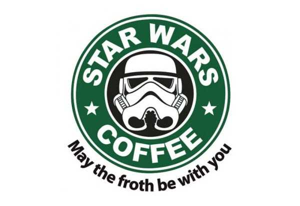 Starbucks Coffee – Star Wars Coffee