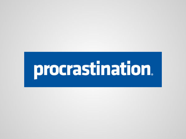 Facebook – Procrastination