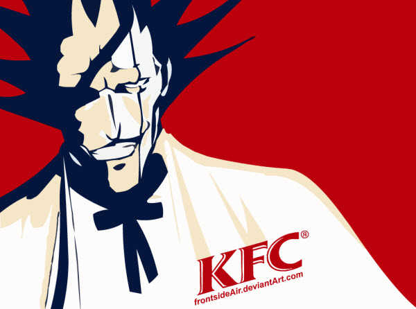 KFC – Kenpachi Fried Chicken