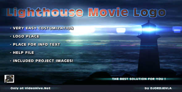 Lighthouse Movie Logo