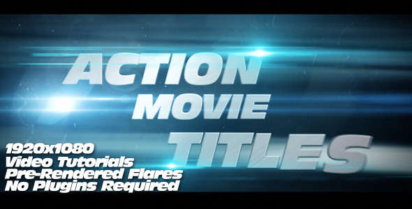 Action Movie Titles