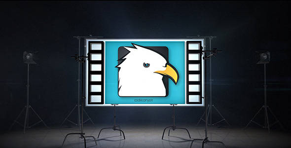 Movie Logo Reveal