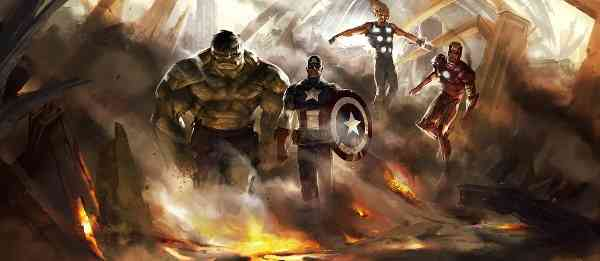 Earth's Mightiest Illustrations: 20 Marvelous Avengers Artworks