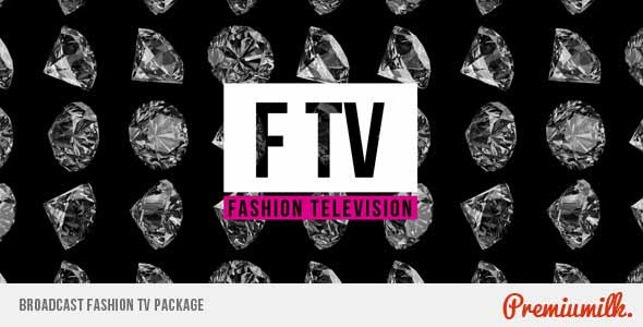 Broadcast Fashion TV Package