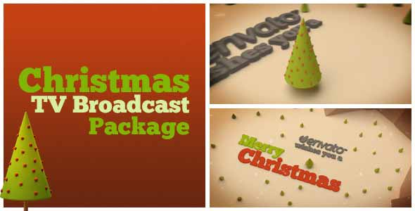 Christmas TV Broadcast Package
