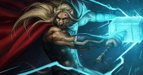 Thor - Lion Version