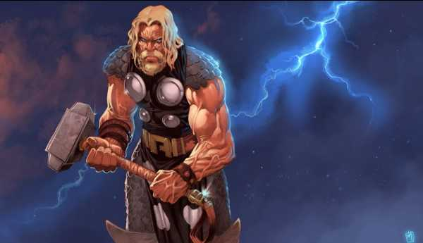 Thor: The God of Thunder