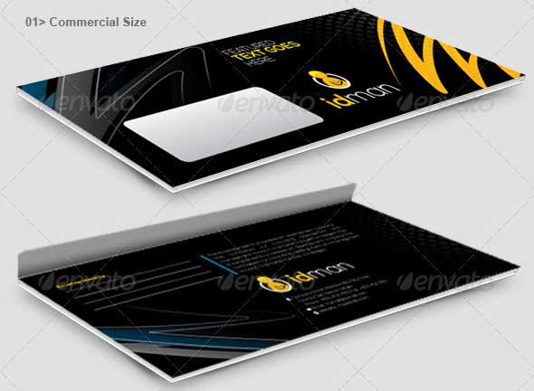 Official Envelope Packaging