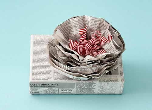 Newspaper Bloom