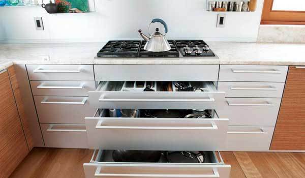 20 Kitchen Storage Designs To Save More Space