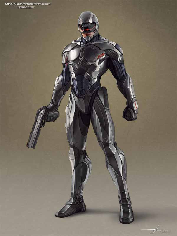 Robocop Reimagined