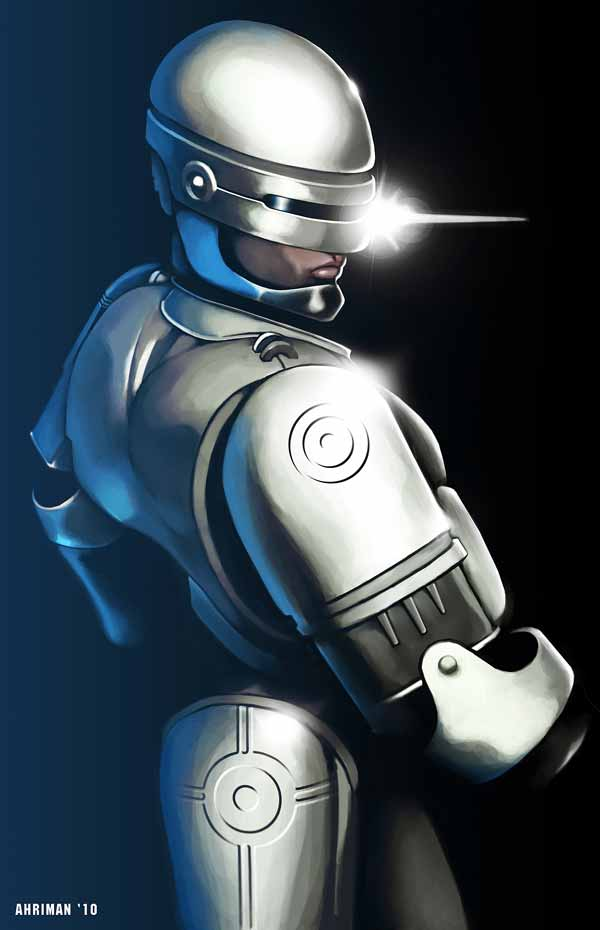 Robocop Artwork