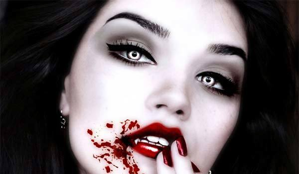 20 Examples of Vampire Photography For Halloween