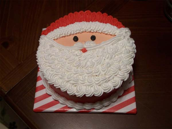 Christmas Cake Ideas Santa : Christmas Cake Designs: 20 Santa Claus Cakes
