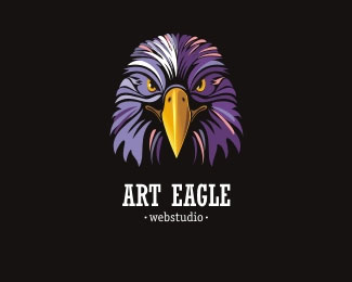 20 Majestic Examples of Eagle Logo Designs