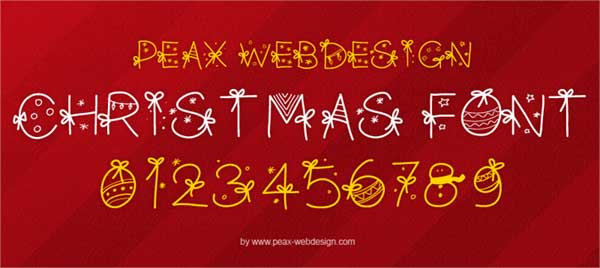 20 Free Christmas Fonts A Designer Must Download