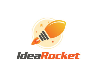 Idea Rocket Logo