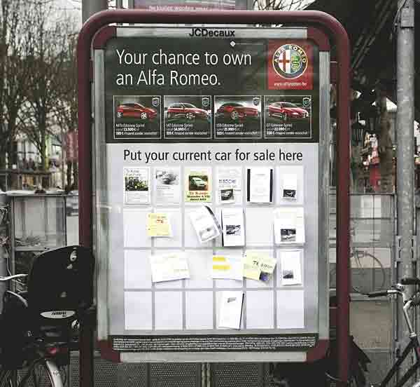 Alfa Romeo Helps Other People Sell Their Cars