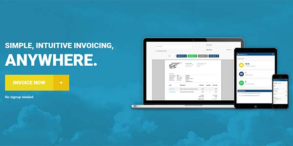 Invoice Ninja |  Free Open-Source Online Invoicing