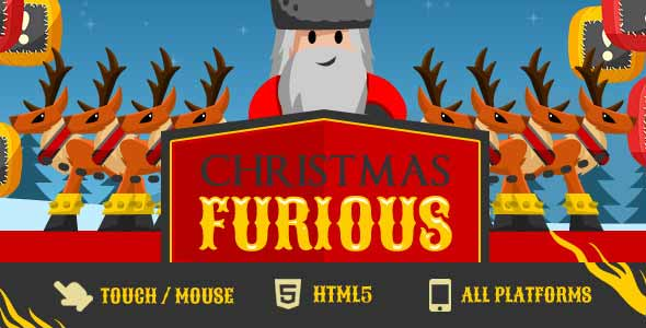 Game Christmas Furious