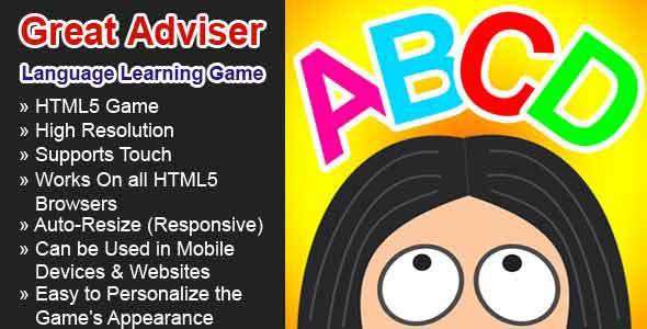 Great Adviser – A Different Language Learning Game