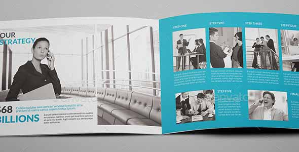 Corporate Brochure Catalog