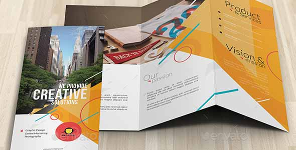 Corporate Brochure Templates For Business - Sales brochure template