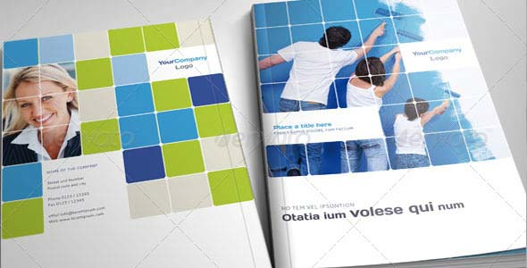 20 Corporate Brochure Templates for Business – Company Brochure Templates
