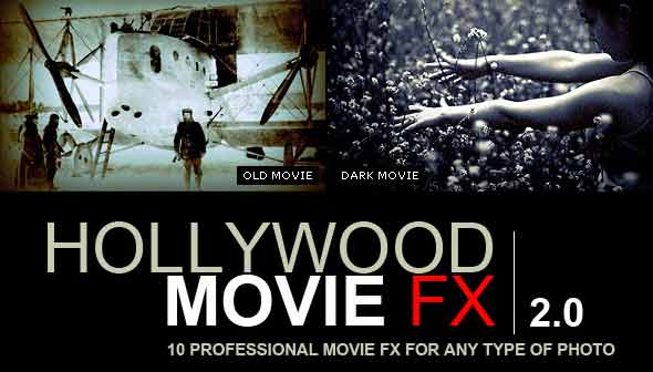 37 Cinema Hollywood Movie FX Bundle