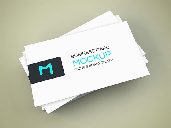 20 free business card mockup templates psd elegant business card mockup reheart Choice Image