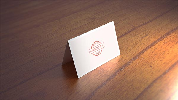 20 Free Business Card Mockup Templates PSD