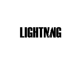 Lightning Logo Design