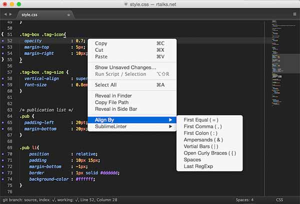 10 sublime text packages to supercharge your code editor