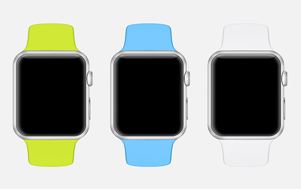 Apple Watch Free Mockup (.Sketch)