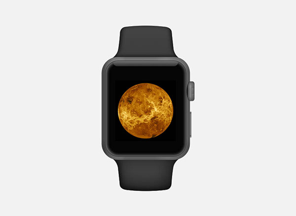 Apple Watch Template