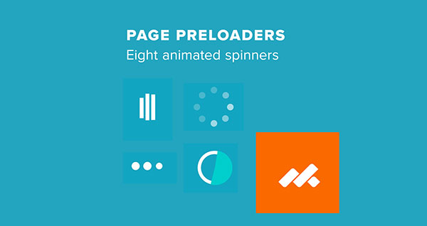 Animated Page Preloaders