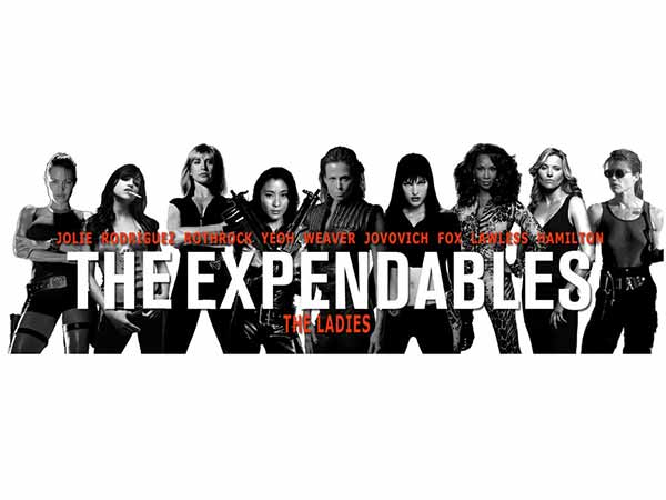 The Ladies Expendables