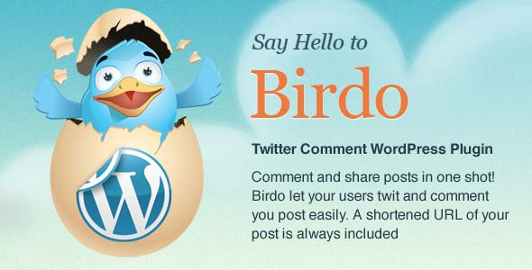 Birdo - Twitter Comments Plugin