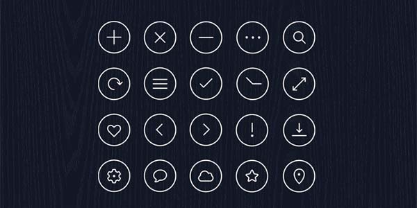 Simple Icons for Free