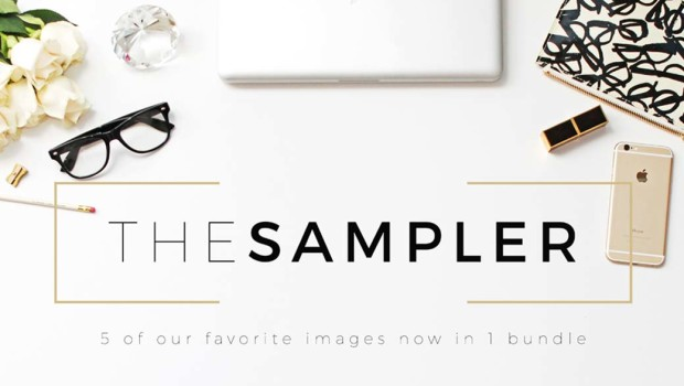 Bundle for Greatness: The Sampler Header Image